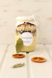 orientalischer couscous zum verschenken bäckerina rezept