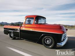1957 Chevy Cameo - The Forgotten Cameo - Truckin' Magazine Check Out This 1950s Chevy Napco Retromod Cversion 1957 Truck Stock Photos Images Alamy Gmc Panel Hot Rod Network Chevrolet Task Force Wikipedia Coe The Panel Truck On The Back Is Fantastic 3800 1 Ton Stake Kromrey Kustoms Performance Quiksilver Genho Zl1 Restomod West Coast Customs Hemmings Find Of Day 100 Daily Vintage Pickup Searcy Ar 4x4 Rust Free Very Cool Project Gmc Rat Rod 12 Ton Van Restored And Rare For Sale Youtube