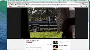 99 Luke Bryan Truck Match The To The Music Video Playbuzz