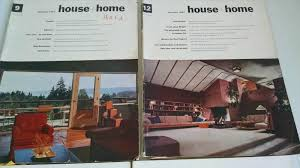 100 Modern Architecture Magazine House Home Lot 4 1952 MID CENTURY MODERN