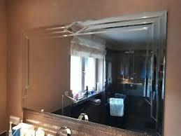 wandspiegel groß badezimmer ausstattung und möbel ebay