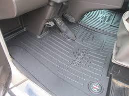 minimizer upgrading its kenworth floor mats