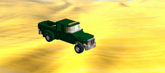 100 The Big Green Truck LEGO IDEAS Product Ideas