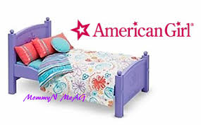 American Girl Floral Bed Collection Opening & Review 18