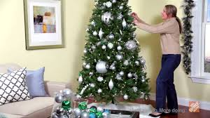 Martha Stewart Christmas Trees At Kmart by Martha Stewart Living Douglas Tree Youtube