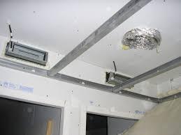 pose rail placo plafond construire avec maison phenix notre histoire le placo