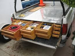 To Install A Sliding Truck Bed Drawer System Diy Projects