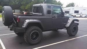 100 Jeep Wrangler Truck Conversion Kit 2014 JK8 Time Lapse YouTube