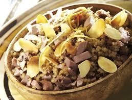 cuisiner les gesiers recette de pilaf de quinoa aux gésiers de poulet maître coq