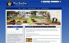 Sinking Spring Borough Snow Emergency west reading pa