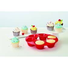 Decor Microsafe 6 Cupcake Tray