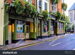 100 Dublin Street Pictures Ireland Oct Stock Photo Edit