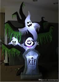 Gemmy Airblown Inflatable 12 X 75 Giant Ghost Halloween