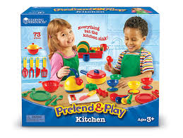 Wayfair Play Kitchen Sets by Amazon Com Learning Resources Pretend U0026amp Play Kitchen Set