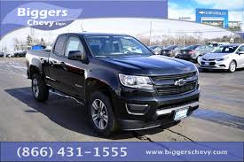 New 2018 Chevrolet Colorado Work Truck 4D Extended Cab Near ...