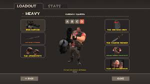 Tf2 Iron Curtain Skins by Workshop Honcho Set Heavy Duty Rag Replacement Team Fortress 2