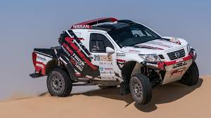 100 Dakar Truck Extreme Version Of Nissan Navara To Compete In 2019 Rally