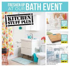 Kitchen Stuff Plus Bathroom Event – Melissa DiRenzo Creative