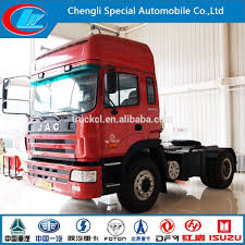 100 Tractor Truck China JAC Head 4X2 6X4 China