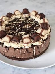كعكة kinderriegel تحلية حياتك