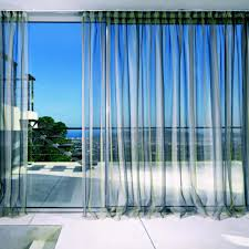 Sheer Curtains For Traverse Rods by Ado Fabric Sheer Curtains Add A Hint Of Elegance And Romance To