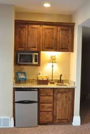 This Coffee Bar Kitchenette Sits In A Master Bedroom For Early