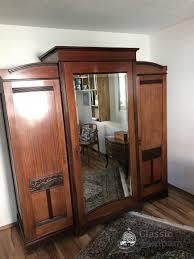 einzigartige antiquität mahagoni schlafzimmer 19