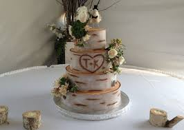 Wedding Cake Cakes Wood Fresh Rustic Bags To In Ideas