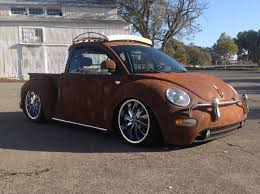 Is This One Of The Coolest VW New Beetles Around Or What? [w/Video]