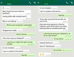 The Sporean Wife Who Confronted A Mistress Is Just Too Damn Funny