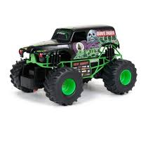 100 Monster Truck Engines Amazoncom New Bright Jam Grave Digger Radio Controlled Toy