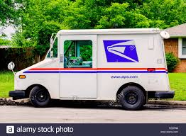 Usps Mail Truck Stock Photos & Usps Mail Truck Stock Images - Alamy Heres How Hot It Is Inside A Mail Truck Youtube Usps Stock Photos Images Alamy Postal Two Sizes Included Bonus Multis Us Service Worker Found Dead Amid Southern Californias This New Usps Protype Looks Uhhh 1983 Amg Jeep Vehicle The Working On Selfdriving Trucks Wired What Fords Like Man Arrested After Attempting To Carjack 2 People Stealing 2030usposttruckreadyplayeronechallgeevent Critical Shots Workers Purse Stolen During Mail Truck Breakin Trucks Hog Parking Spots In Murray Hill