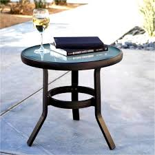 smart coast patio side table ideas del rey in patio side accent