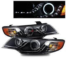 dash z racing lighting aftermarket lights headlights