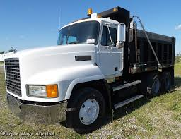 100 Lapine Truck Sales 1999 Mack CH612 Dump Truck Item L5598 SOLD June 22 Cons