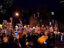 Park Slope 7th Ave Halloween Parade 2015 by New York New York Lil U0027miss Boho