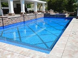 Glass Tile Pools Archives Page 4 Of 5 Desert Inc Pertaining To Pool Bottom Designs