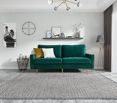 merax sessel modern samtsofa modernes design luxuriöses aussehen und hochwertiges samtgewebe kaufen otto