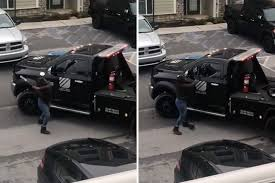 100 Repo Tow Truck Woman Assaults Repo Mans Truck In Chattanooga Tennessee
