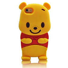 Amazon iPhone 5 Case iPhone 5S Bear Silicone Case 3D Cute