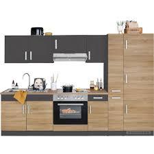 held möbel küchenzeile gera ohne e geräte breite 300 cm