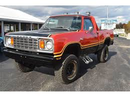 100 78 Dodge Truck 19 Power Wagon For Sale ClassicCarscom CC887993