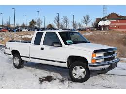 1998 Chevrolet C/K 1500 For Sale   ClassicCars.com   CC-1076096 1998 Chevy K1500 4x4 X Cab Green For Sale Youtube Chevrolet Silverado 1500 Questions Why Does My Jerk Pickup Truck Buyers Guide Kelley Blue Book Custom Trucks Luxury 1995 Sale Tracker Americas Wikipedia Chevrolet Gmt400 In Marion Oh 43302 S10 Sportside Usa American Pick Up Truck 22 Auto Exotic Car For Camaro Hillsborough 98 Chevy Silverado Parts Truckin Magazine Readers Rides Extended Pickup It Davis Auto Sales Certified Master Dealer In Richmond Va Z71 Ext