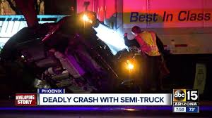 UPDATE: 1 Dead, 1 Injured In Phoenix Semi-truck Vs. Car Crash - YouTube Euro Truck Simulator 2 Online Multiplayer Crashes Compilation 9 Funny Moments Crash M1 Motorway 9th November 2012 Youtube Fire Hit Headon In Tanker Truck Crashes At Boardman Intersection Car Crashes In America Usa 2018 83 1 Car Russian Accidents Road After Apparent Police Chase Southwest Detroit Best New Winter 2017 Hardest Trucks Accidents Terrible Truck Crash Compilation Driving Fails And Caught On