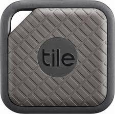Tile Pro Sport Smart Tracker Gray RT 09001 US