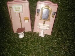 playmobil badezimmer retro für prinzessin schloss nostalgie 16