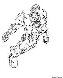 Coloriage Iron Man 2 Djdarevecom