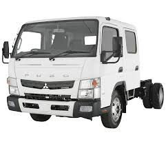 100 Crew Cab Trucks For Sale Fuso Canter Double Fuso NZ