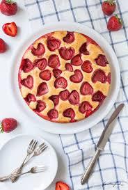 schnellster erdbeer joghurt kuchen rezept für einen turbo