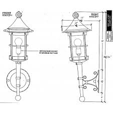 Ceiling Radiation Damper Wiki by 17 Mica Lamp Company Sconce Mica Lamp Company Lf301q Bz